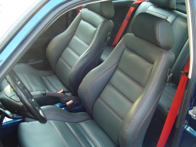 VW Golf 3 Sport Normal Recaro Sitzbezuge Lederausstattung