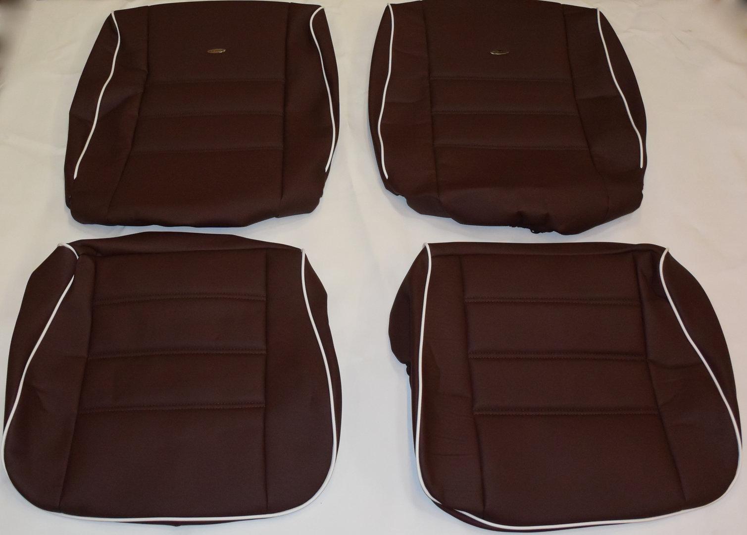 vw beetle limousine 08 64 07 67 custom seat covers in bordeaux. Black Bedroom Furniture Sets. Home Design Ideas