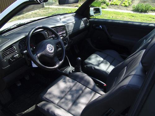 Golf 4 Cabrio Sitzbezüge Ledersitze Bezüge in 4 Farben
