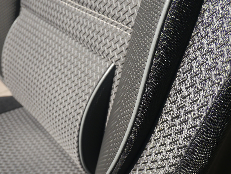 Sitzbezüge Schonbezüge Mercedes V-Klasse W447 zwei Einzelsitze