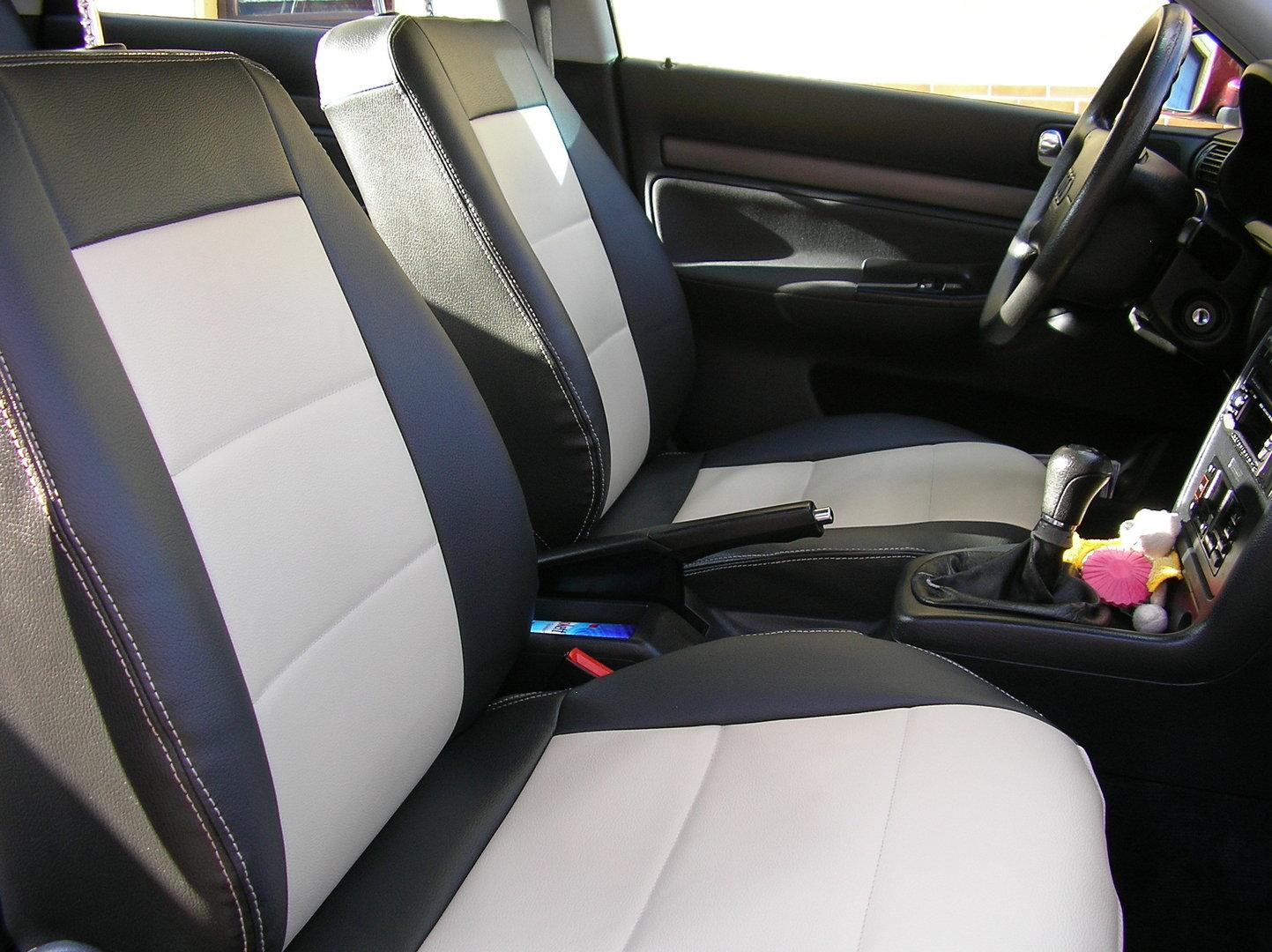 Audi A4 B5 Sitzbezüge, Lederausstattung, Ledersitze