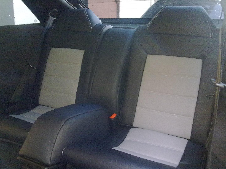 VW Corrado Sitzbezüge, Lederausstattung, Ledersitze