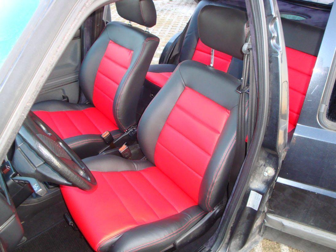 VW Golf 2 Sport oder Normal Sitzbezüge, Lederausstattung