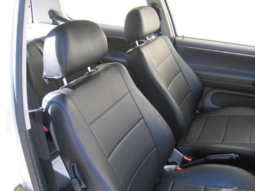 VW Polo 6N Sport oder Normal Sitzbezüge, Lederausstattung