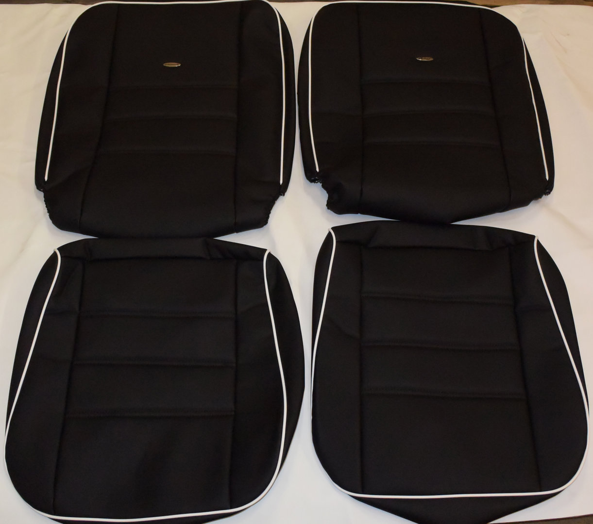 vw beetle interior volkswagen rear seat covers padding seats bug front classic changed