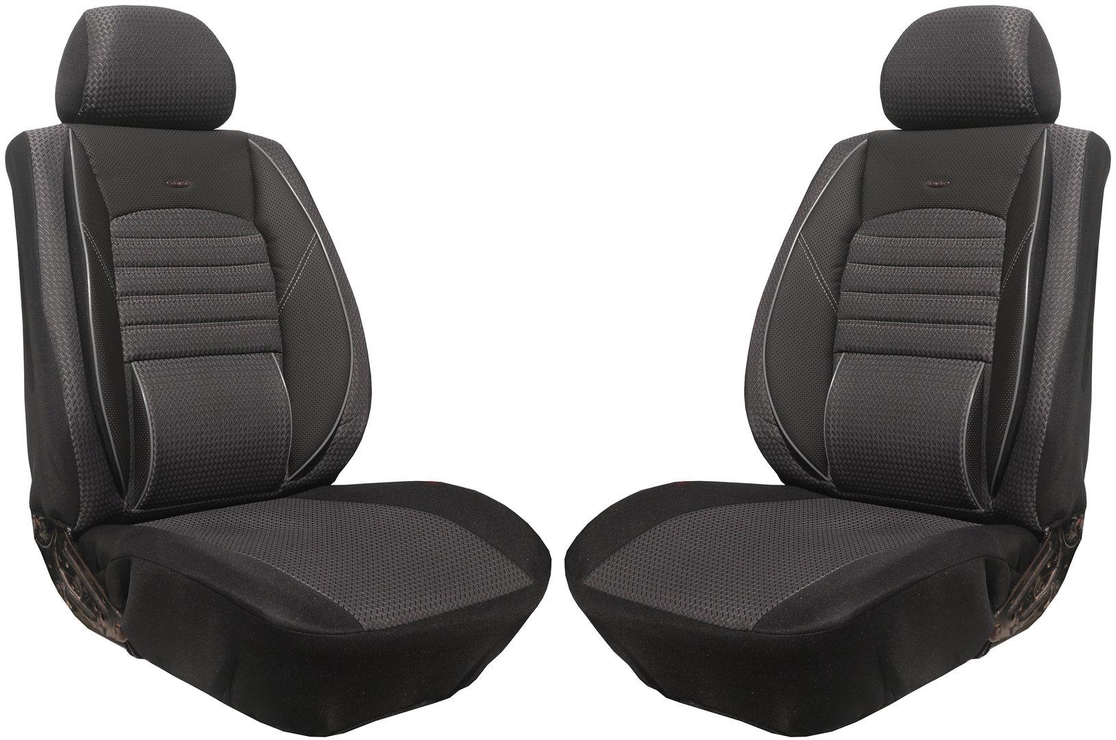Sitzbezüge Schonbezüge Mercedes Sprinter W906 zwei Einzelsitze
