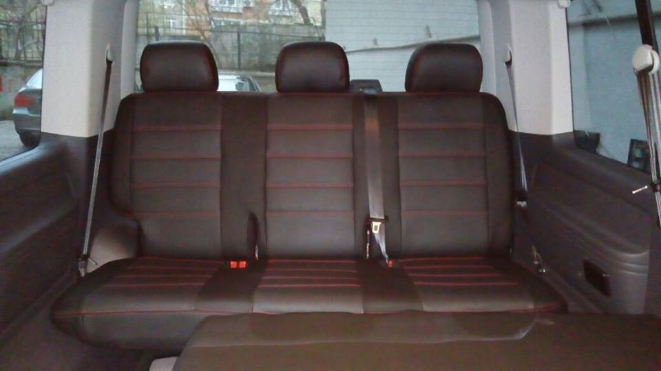 Sitzbez 252 Ge Schonbez 252 Ge Vw T6 Kombi F 252 R Neun Sitze