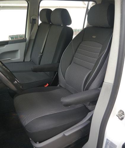 Sitzbezüge Schonbezüge VW T5 Kombi für 9 Sitze