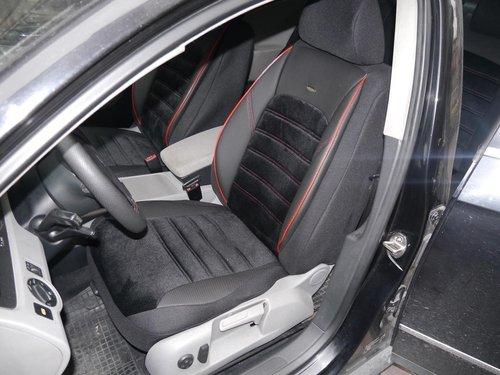 Car seat covers protectors for Alfa Romeo Giulia (ab BJ 2016) No4