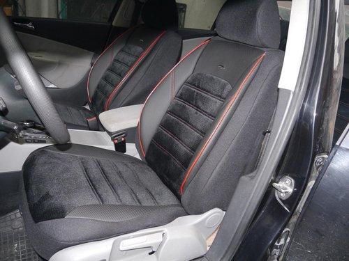 Sitzbezüge Schonbezüge Autositzbezüge für Audi A4 (B7) No4