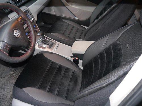 Sitzbezüge Schonbezüge Autositzbezüge für Audi A4 (B7) No2
