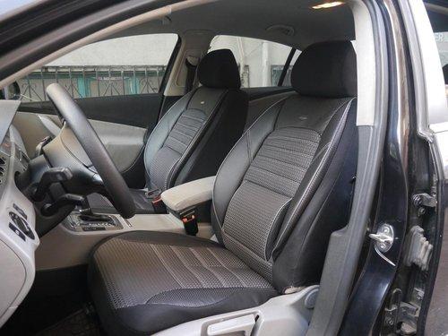 Sitzbezüge Schonbezüge Autositzbezüge für Audi A4 Allroad (B8) No1
