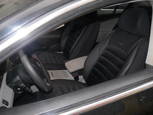 Sitzbezüge Schonbezüge Autositzbezüge für Audi A4 Avant (B6) No2