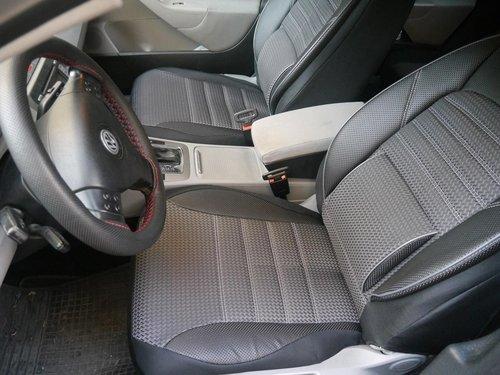 Sitzbezüge Schonbezüge Autositzbezüge für Audi A4 Avant (B8) No1