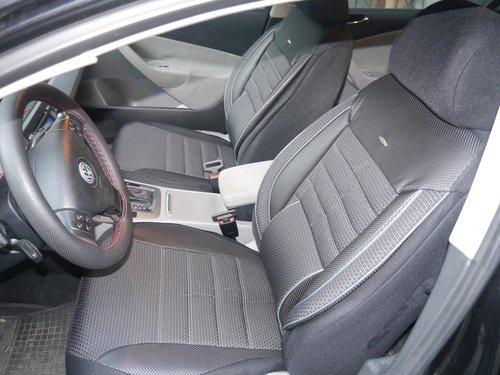 Sitzbezüge Schonbezüge Autositzbezüge für Audi A6 Allroad (C7) No3
