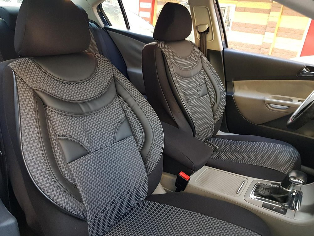 f9689a168ef2 Car seat covers protectors BMW 5 Series Gran Turismo(F07) black-grey V6
