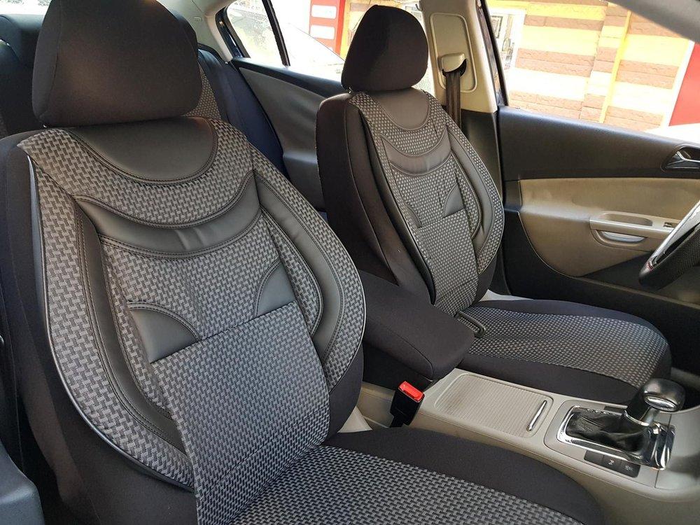Car Seat Covers Protectors Infiniti Fx Black Grey V6 Front Seats